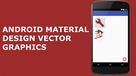 design graphics android android material design vector graphics youtube