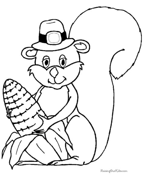thanksgiving coloring pages easy free thanksgiving coloring pages for kids az coloring pages