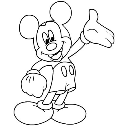 mickey mouse letters coloring pages mickey mouse coloring pages free printable 7 gianfreda net
