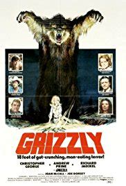 grizzly 1976 full cast crew imdb grizzly 1976 imdb