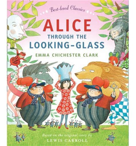 through the books through the looking glass lewis carroll