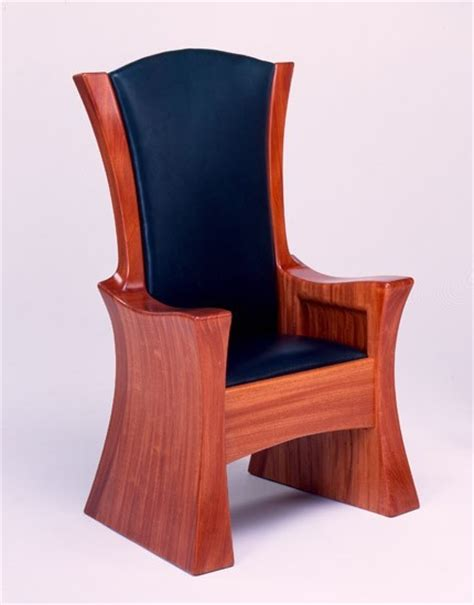 Bishop Chairs by St Immaculate Bishop S Chair Michael Colca Custom Furniture Maker