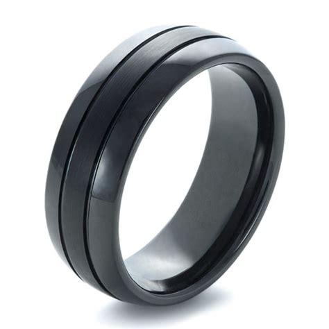 s black tungsten ring 1372