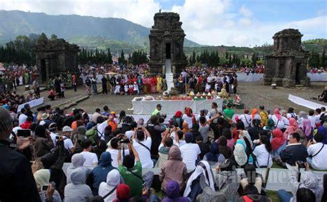 Jual Rambut Gimbal Area Malang desa wisata di jateng ratusan tapi hanya empat yang layak jual tribunnews