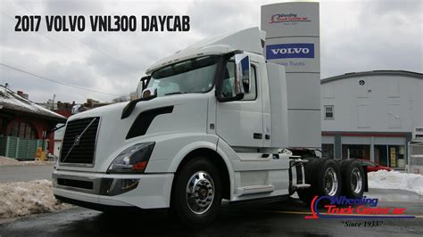 2017 volvo truck for sale 2017 volvo vnl300 daycab truck overview