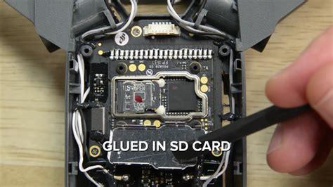 micro sd card hidden   mavic pro dji forum