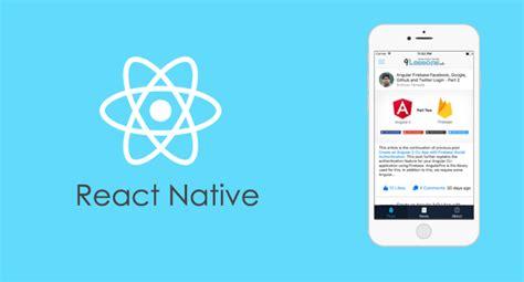 react native iphone tutorial coding programmer blog