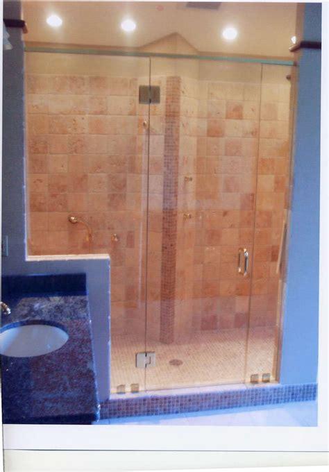 Proper Shower by Recent Posts Glass Mirror