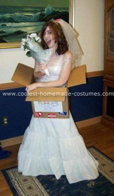 clever mail order costume hilarious womens costumes diy mail order costume mailorderbrides brides diy