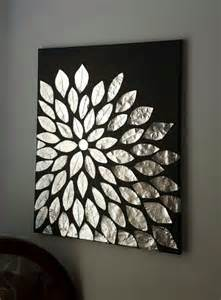 25 best ideas about canvas wall on diy
