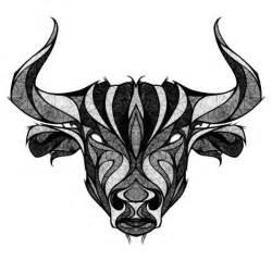 25 best ideas about taurus bull tattoos on pinterest