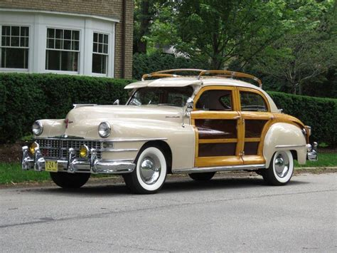 1948 Chrysler Town And Country by 789 Best Images About Woodies On Plymouth