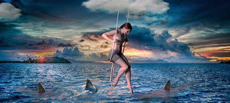 imagenes para fondo de pantalla de tiburones fondos de pantalla mar tiburones nube chicas descargar