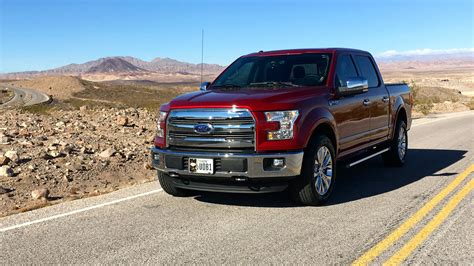 2016 Ford F-150 Lariat Review - photos | CarAdvice F 150