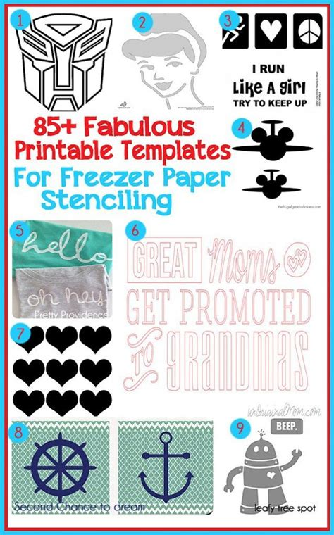 how to make printable fabric with freezer paper 19 best images about freezer paper on pinterest printing