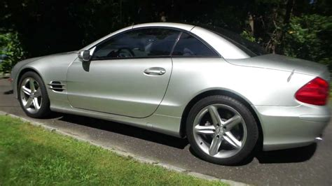 how cars work for dummies 2005 mercedes benz cl class spare parts catalogs 2005 mercedes benz sl500 for sale pano roof beautiful condition youtube