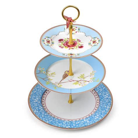 Etagere Pip by Three Tier Cake Stand By Fifty One Percent