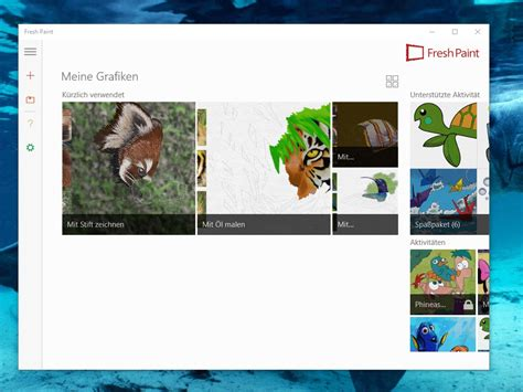 fresh paint windows 8 10 app