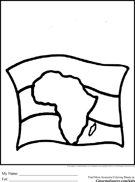 kwanzaa coloring pages flag coloring pages pinterest