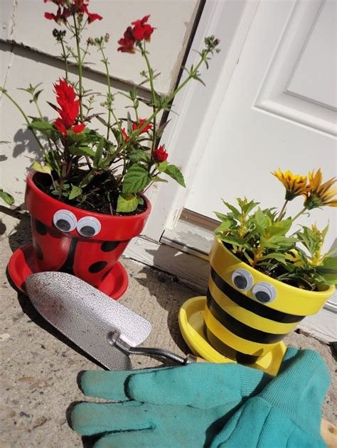clay pot crafts for the garden 509 best images about clay pot crafts on
