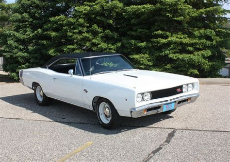 Car of the Week: 1968 Dodge Coronet R/T   Old Cars Weekly
