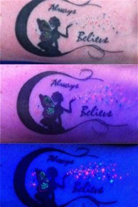 glow in the dark tattoos atlanta black light uv tribal polynesian side rib hip tattoo