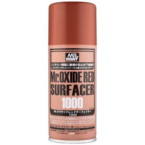 B525 Mr Oxide Surfacer 1000 b 525 mr oxide surfacer 1000 spray mr hobby b 525