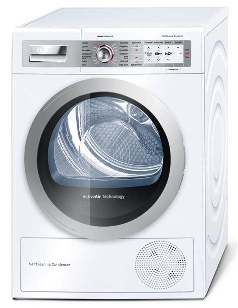 Bosch Home Professional Waschmaschine by Bosch Homeprofessional W 228 Schetrockner Trockner Mit