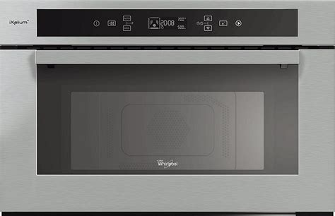 Four Siemens 758 by Whirlpool Amw 758 Ixl Microwave Built In