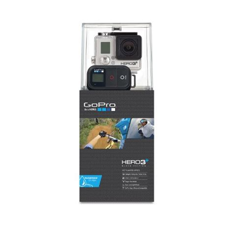Gopro 5 Black Edition gopro hero3 black edition camcorder 12mp wifi your 1 source for sporting goods