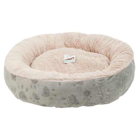 round bed pillows super soft warm washable round cat dog pet bed mattress