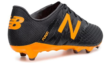 new balance boots black orange new balance furon 2015 2016 boots released