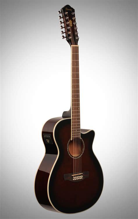 Acoustic Guitar Strings ibanez aeg1812ii acoustic electric guitar 12 string