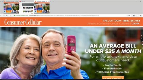 review  consumer cellular customer service phones plans   switch youtube