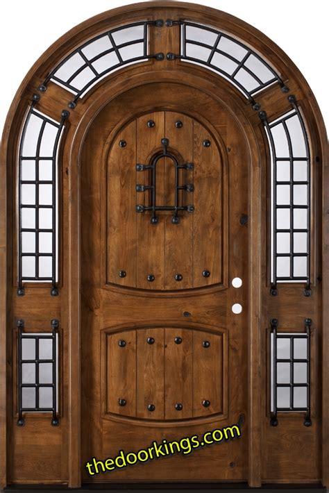 top exterior doors knotty alder exterior entry wood top door pompano