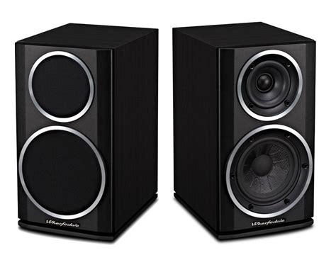 wharfedale 121 blackwood bookshelf speaker pair