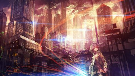 anime girl scenery wallpaper page 97 high quality wallpaper collections for desktop