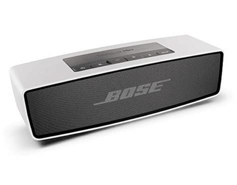 Speaker Bose Mini review bose soundlink mini speaker ny daily news