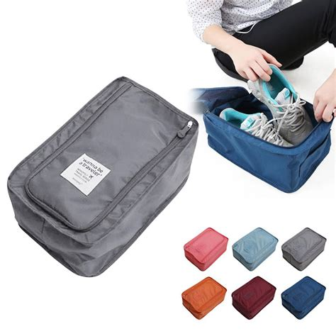 Portable Pouch Organizer Ukuran Sedang travel storage bag 6 colors portable organizer bags shoe sorting pouch sale in storage