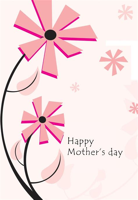 free christian mothers day card template for ms word microsoft templates mothers day cards clipart best