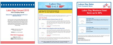 New Labor Day Email Templates Labor Day Email Template