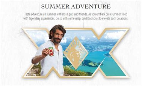 Albuquerque Sweepstakes - dos equis summer can bucket promotion sweepstakes