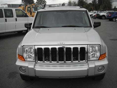 Jeep Commander Third Row Seat 2010 Jeep Commander Sport 4wd 3rd Row Seating Outside