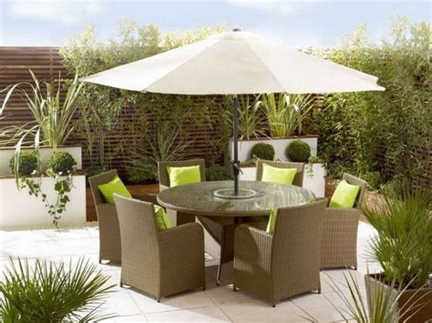 Small Patio Set With Umbrella 17 Best Ideas About Patio Set With Umbrella 2017 On Small Deck Patio Building A