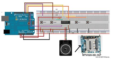 Arduino Tutorial Advanced | fritzing project advanced experiment arduino and