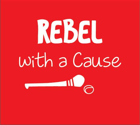 The Rebel With A Cause by Rebel With A Cause Cork Gaa Baby Clothes