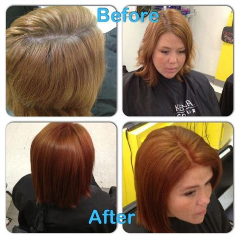 Feves Hair Color New Formula 78 best images about kenra color reds and coppers on