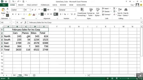 format painter excel microsoft excel 2013 tutorial the format painter youtube