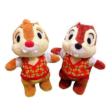 Tas Wanita Disney Tsum Tsum Minnie Mouse Plush Coin Bag Money Card chip en dale pluche promotie winkel voor promoties chip en