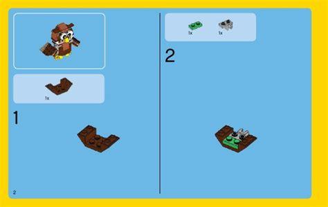 Premium 31044 Park Animal Lego Creator lego park animals 31044 creator